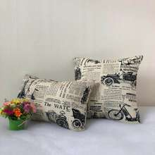 British style sofa cushion  seat cushion
