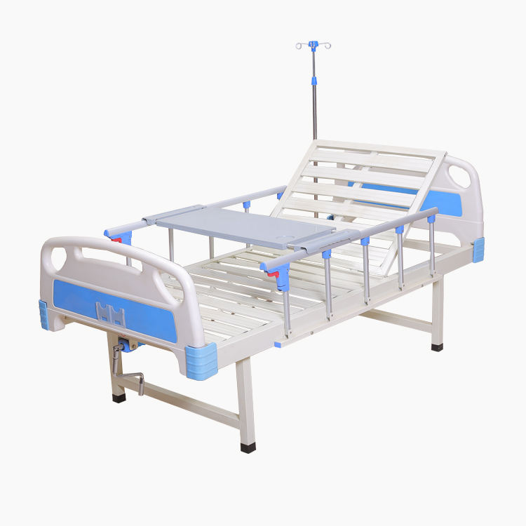 Factory Price Hospital Furniture Accessories Bed Side Railing Manual Single Function Medical Beds
