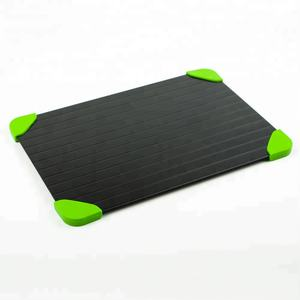 In stock BW-660 Wholesale meat fast defrosting tray board quick defrosting tray