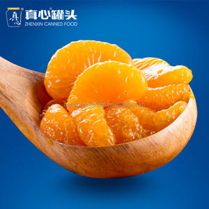 China berühmte marke konserven orange obst segmente in 425g/680g/880g spezifikation