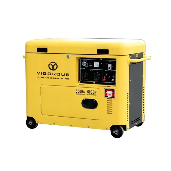 Cheap Price 5KW Silent Diesel Generator Price in India