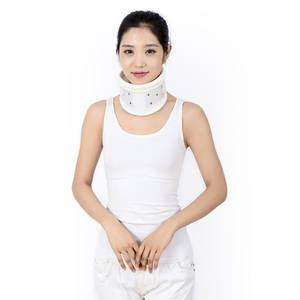 Demi-Flanelle Gonflable de Traction De Cou D'air/doux D'air-pression de Traction Du Cou Collier Cervical/Dispositif de Traction cervicale