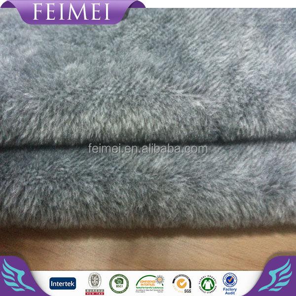 Feimei tricot TC coton Poly Denim automne preuve <span class=keywords><strong>velours</strong></span> tricot tissu