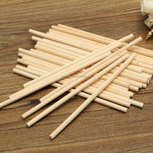Bamboo And Pine Wooden Dowel Rods