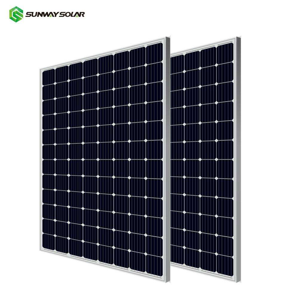 single solar panel 48v 500 W Mono Solar PV Panel Prices