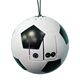 cool gadgets portable world cup mini bluetooth soccer ball speaker