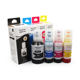 Ocinkjet BK 127ML/Bottle 4Colors Genuine Dye Ink For ET2700/2750/3700/3750/4750 Printer