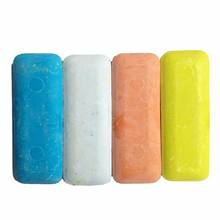 D&D 4Pcs Tailor's Chalk packed well in a Strong Plastic Box Dressmakers Chalk 4 Colors Sewing Tools
