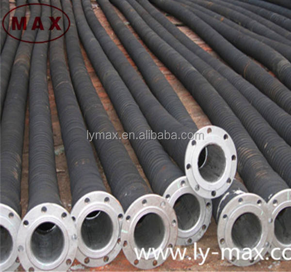 High pressure flexible 2 1/2 inch vacuum hose for construction/mining service