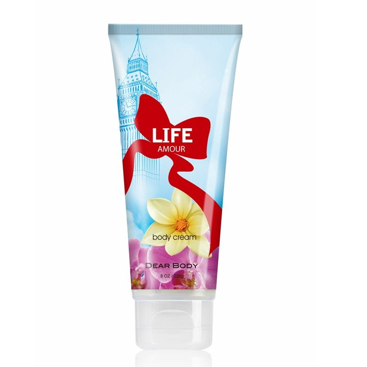 Dear Body Brand Life Amour Moisturizing Whitening Refreshing hotel cream