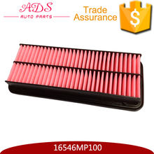 Guangzhou Good Quality Air Filters Factory for LUXGEN OEM:16546MP100