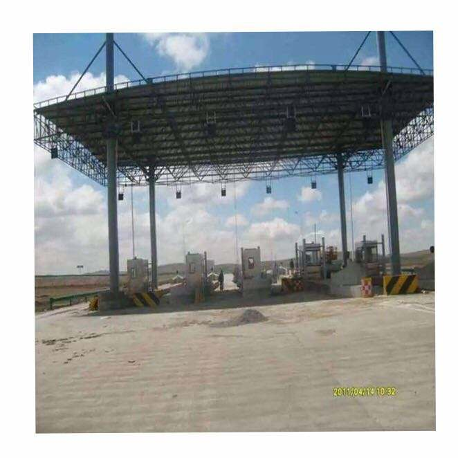 큰-span 공간적 structure stainless steel structure building/강 structure