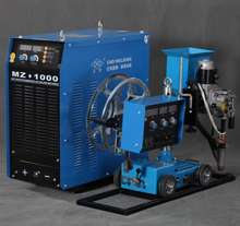 Wholesale 1000A SAW welder MZ-1000D IGBT Submerged Arc Welding Machine with trolley