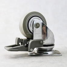 SS hospital beds wheels medical caster wheel