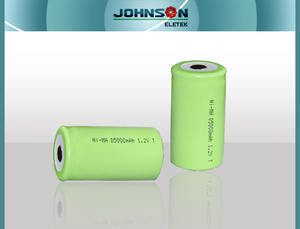 Super High capacity D cell Battery LR20 1.2V 10ah battery   R20 D ni mh 10Ah battery Natural gas kitchen burning gas cell