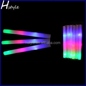 Multi Kleur Schuim Baton LED Licht Sticks-Multicolor Kleur Veranderende 3 Model Flashing SL029