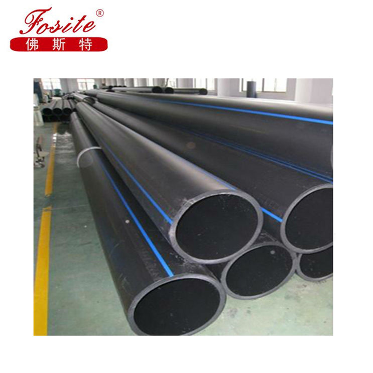 Wholesale hot sale products 160mm 400mm hdpe pipe factory price for water supply high quality hdpe lined steel pipe