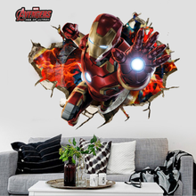 Hot Sell Large Size Movie Character Wall Sticker For Kids Room Gift