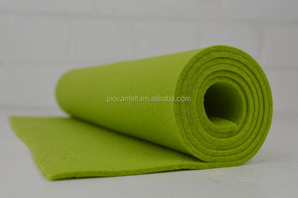 Alibaba express wholesale 3mm thick 100% Wool Felt for industry