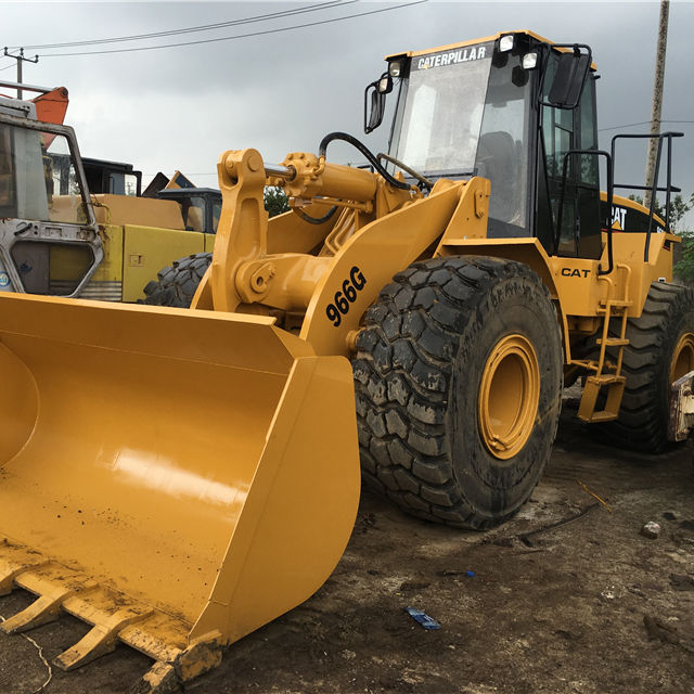 Japan Used CAT 966G wheel loader, also have used 966G/966H