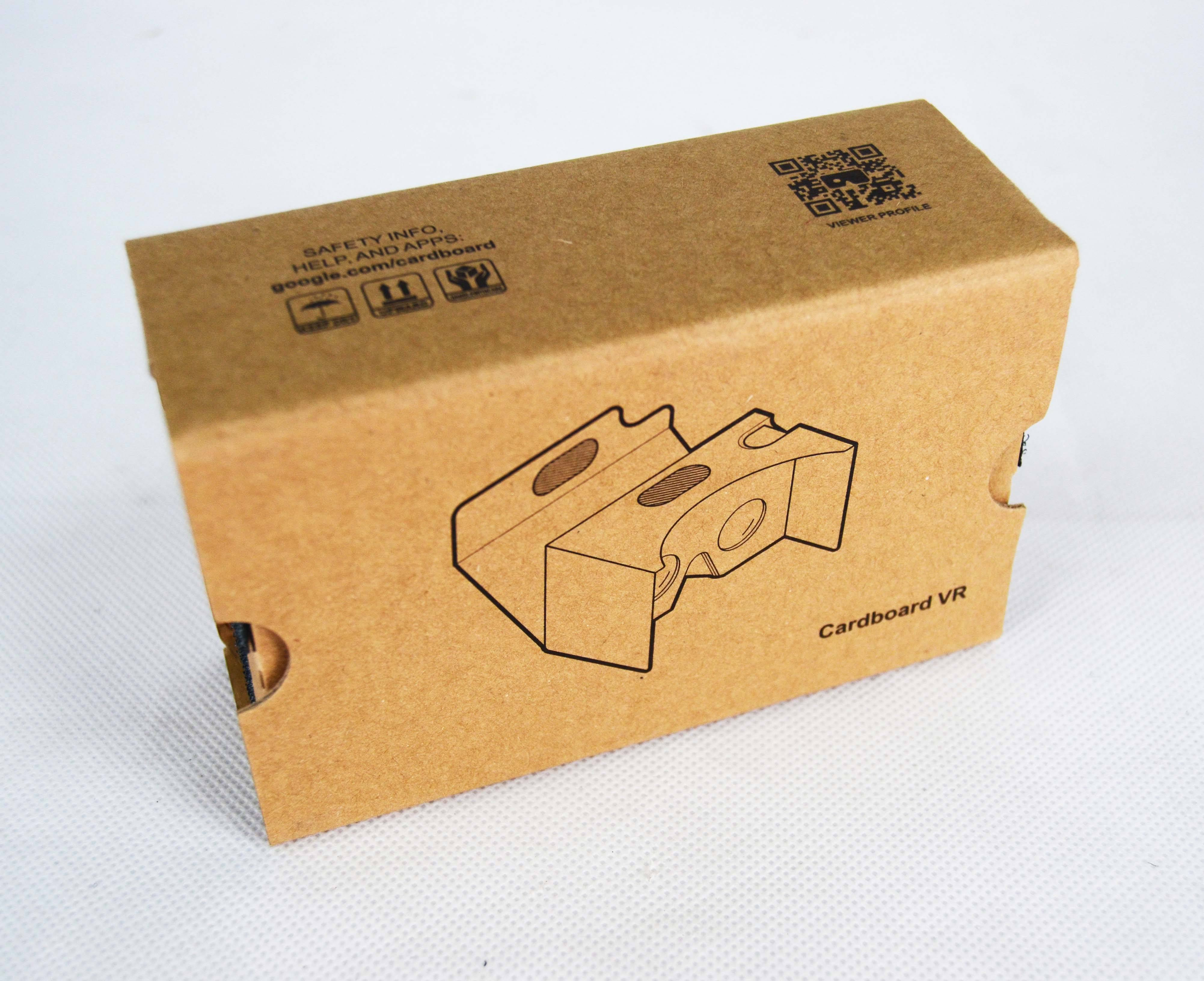 Factory Custom Professional High Quality VR goggle Google Cardboard Viewer Reader