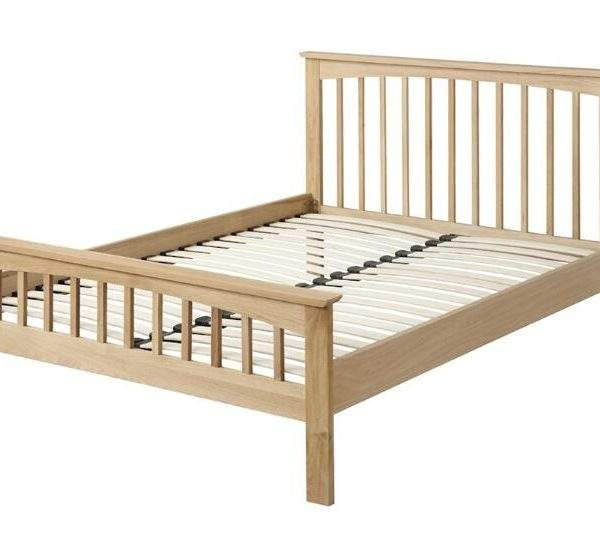 modern platform bed frame/solid wood design/MADE IN CHINA/easy assembly