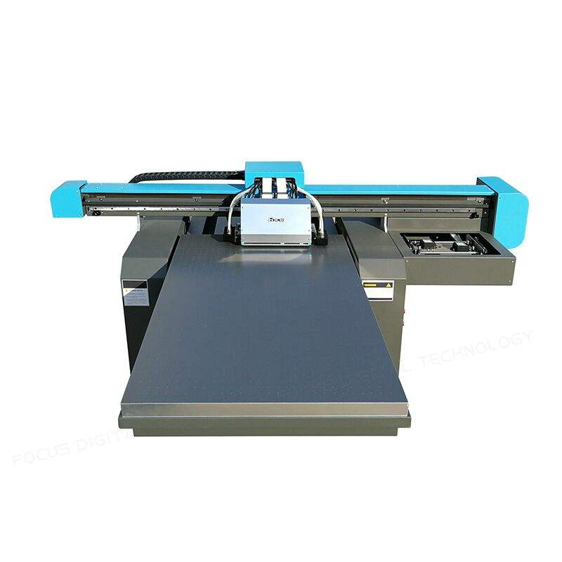 New design Best price 6090 format uv flatbed a1 digital phone case printer