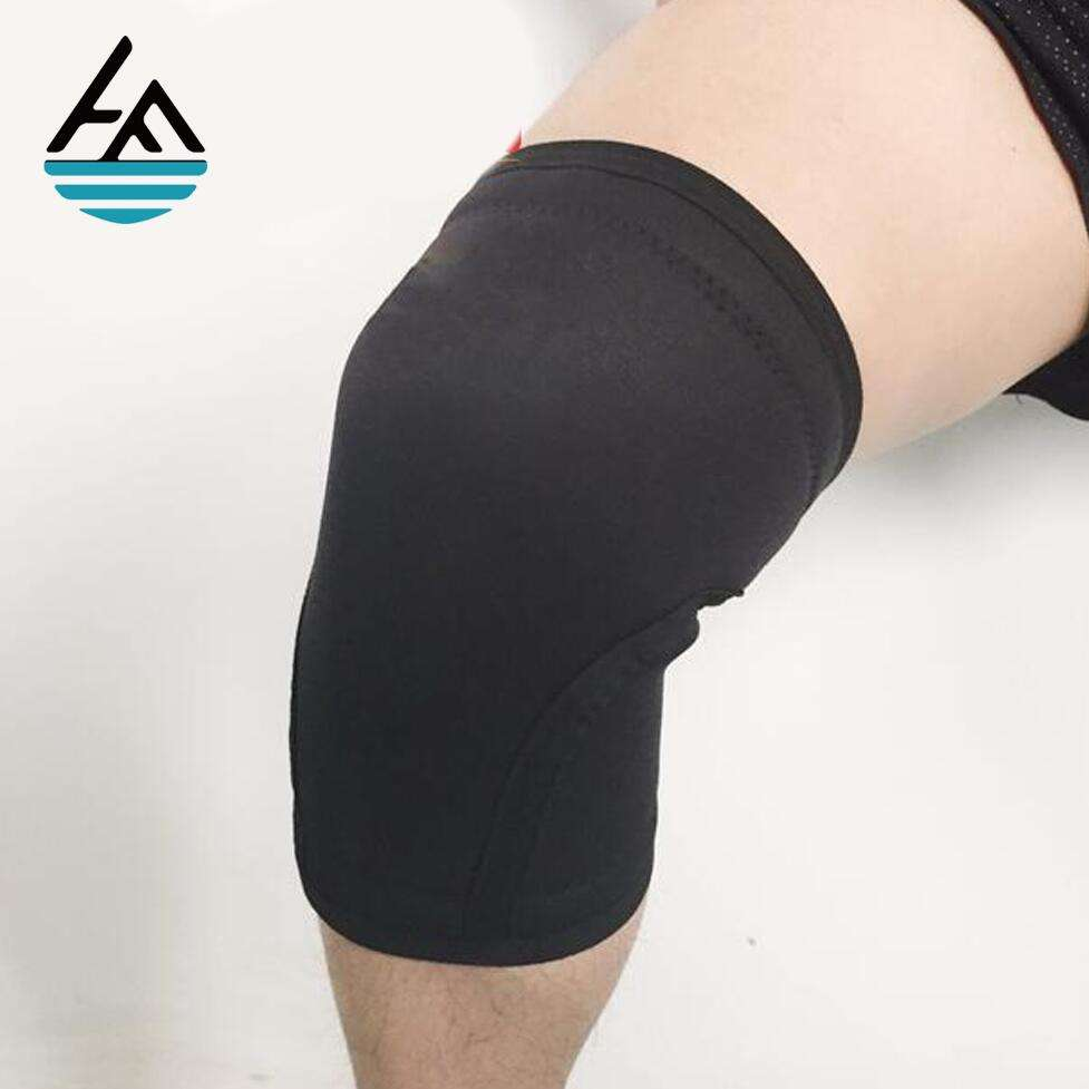 neoprene powerlifting squats knee sleeves and knee support band