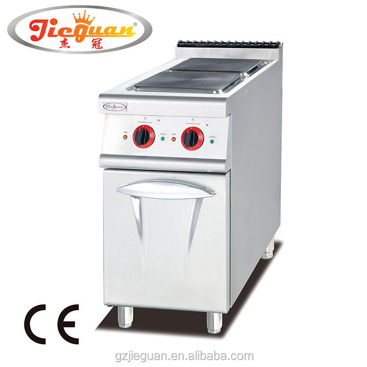 Electric Range with 2-Hot Plate (EH-877)