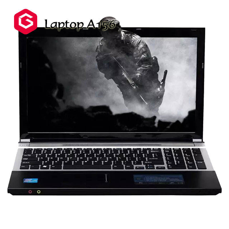 2018 Grosir Laptop 15.6 Inci Intel Core I7 dengan Ram 8GB HDD DVD ROM 1TB Komputer Laptop Gaming