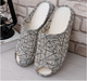 Explosive Korean version of the hole shoes men sandals camouflage slippers trend of beach shoes