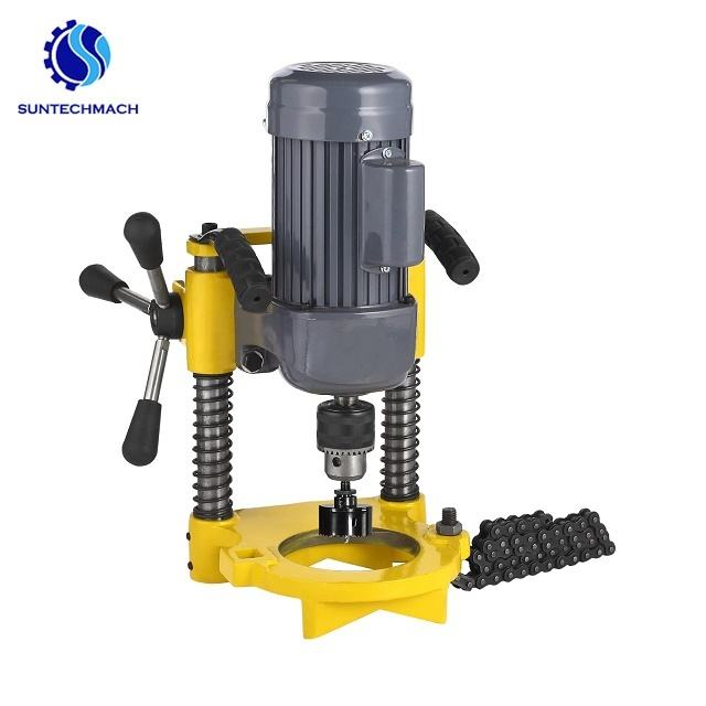 Economic type electric pipe hole cutter 4""