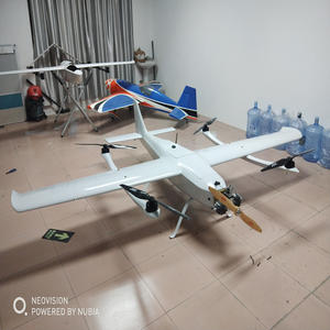 long range heavy payload 40KG gasoline vertical takeoff and landing fixed wing drone UAV