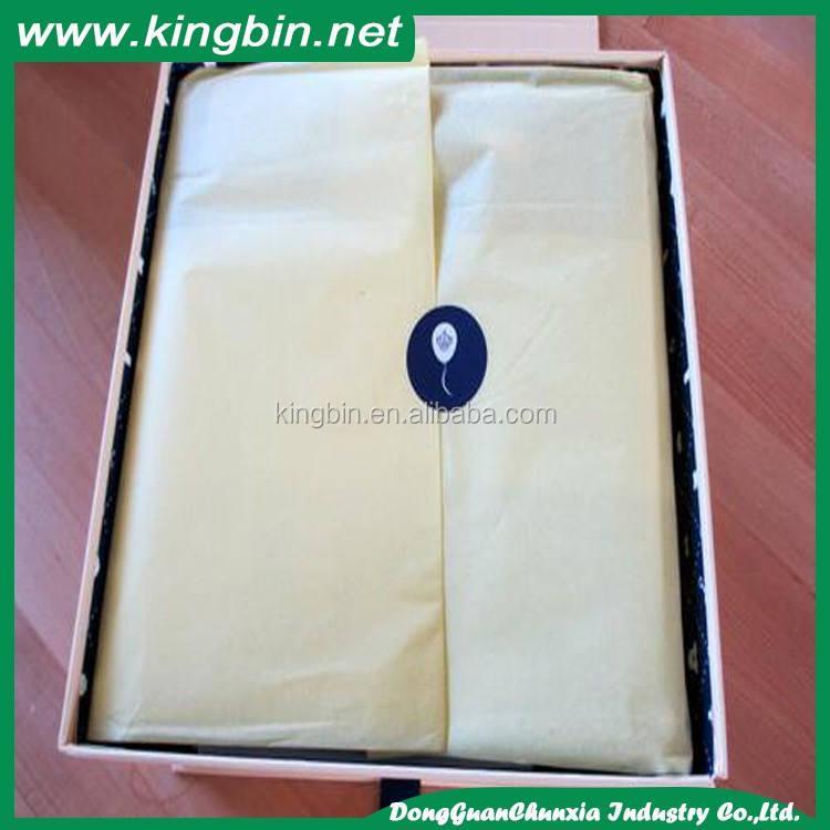 17gsm MF ácido livre 50*75 cm lenço de papel para embalagem de roupas
