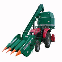 mini corn harvester/corn combine harvester/bean harvest machine
