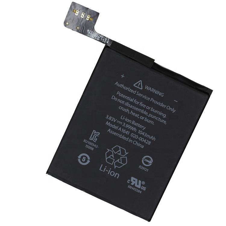 OEM Battery 1043mAh 3.83V Replacement For iPod Touch 6th Generation A1641 Tools