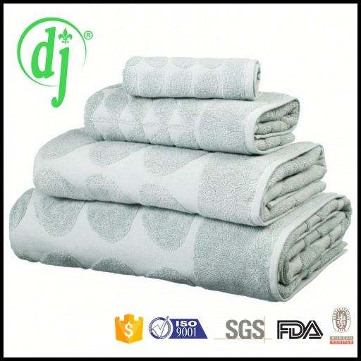 500gsm Modern Nautical Ecological ComBed Cotton Home Towel Bales /Bath wholesale towel