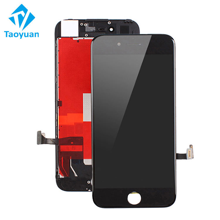 For iphone lcds with set tools replacement screen digitizer assembly for iphone 7 lcd