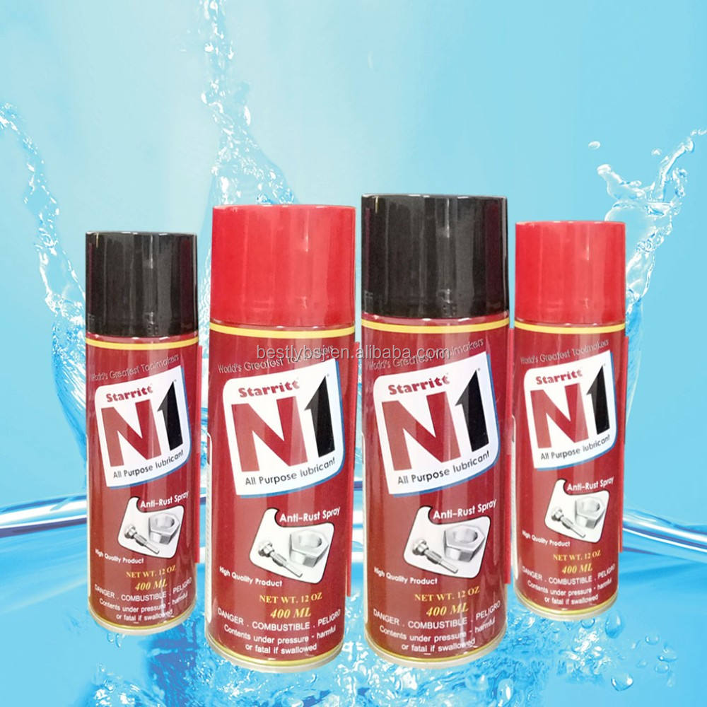 High quality Anti rust lubricant Spray