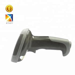XT6102 USB 32 bit Anti Interference 2.4G Cordless Handheld 1D Laser Wireless Barcode Bar Code Scanner Reader for Warehouse Stock