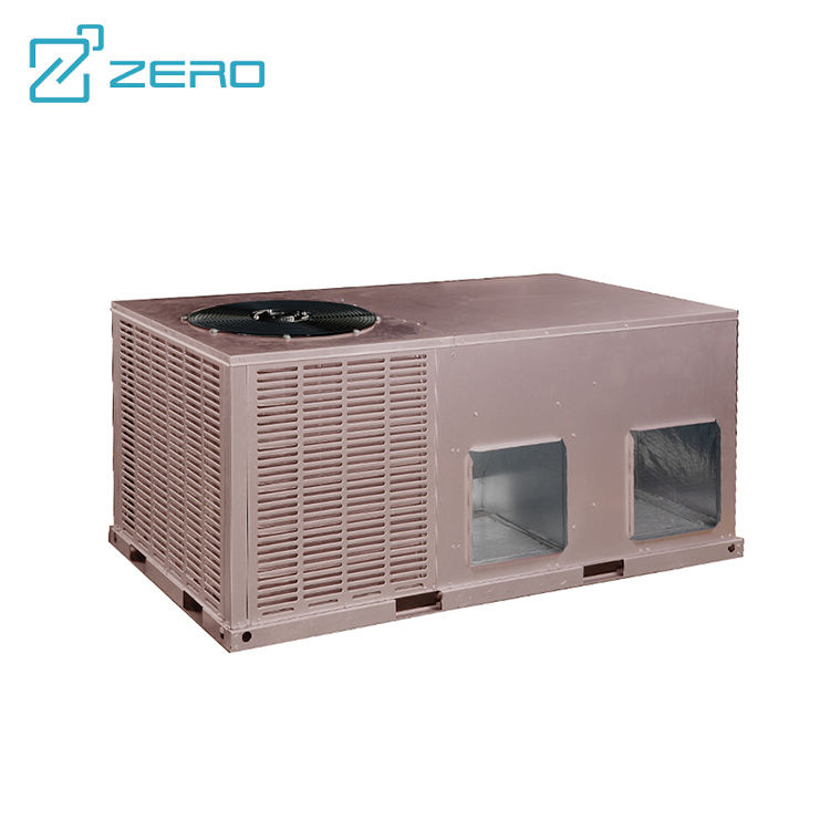 Sistem AC Central R410A 60Hz Atap Paket Unit