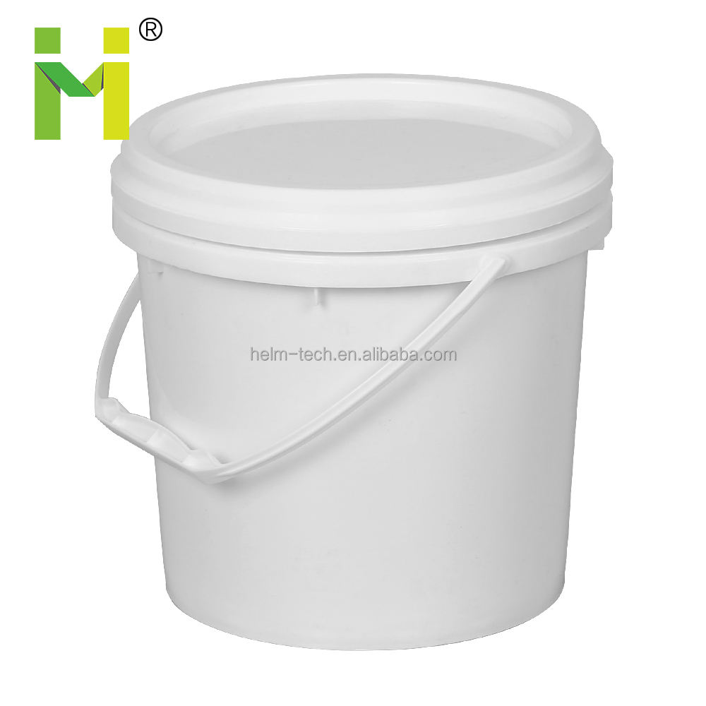 5L 10L 15L 20L plastic bucket with handle