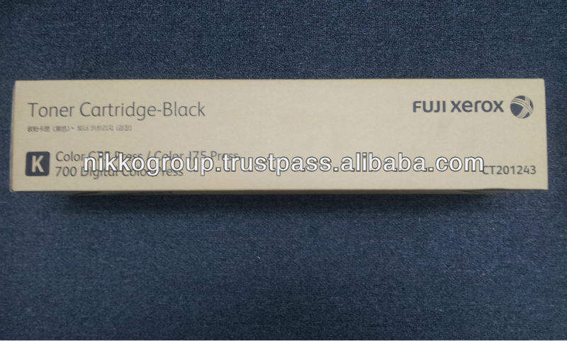 4 x Black Toner Chips for Xero 700 770 C75 J75 Digital Color Press /'/' 006R01383
