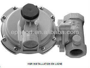 GENTEC 191AR-60 Medium Duty Flowmeter Regulators