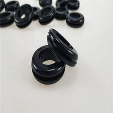 Silicone Rubber Grommet/ Cable Wire Protective Ring