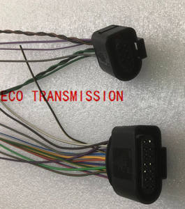 Automatic transmission 09 그램 큰 Solenoid Valve 몸 small 솔레노이드 VB 커넥터 와 wires 메카트로닉스 wire harness 부