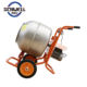 stainless steel 240v electric mini food cement mixer