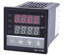 The rex-c100 rex c100 temperature controller