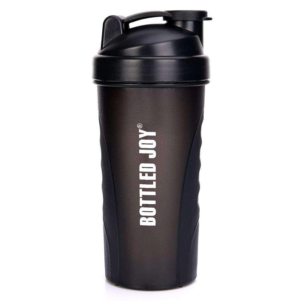 Fitness plastic protein shaker bottle Classic Loop Top Shaker Bottle, 28-Ounce Shaker Bottle with Mixer ball Wholesale