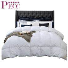 100% Goose Down Duvet Bedding Comforter Sets Luxury